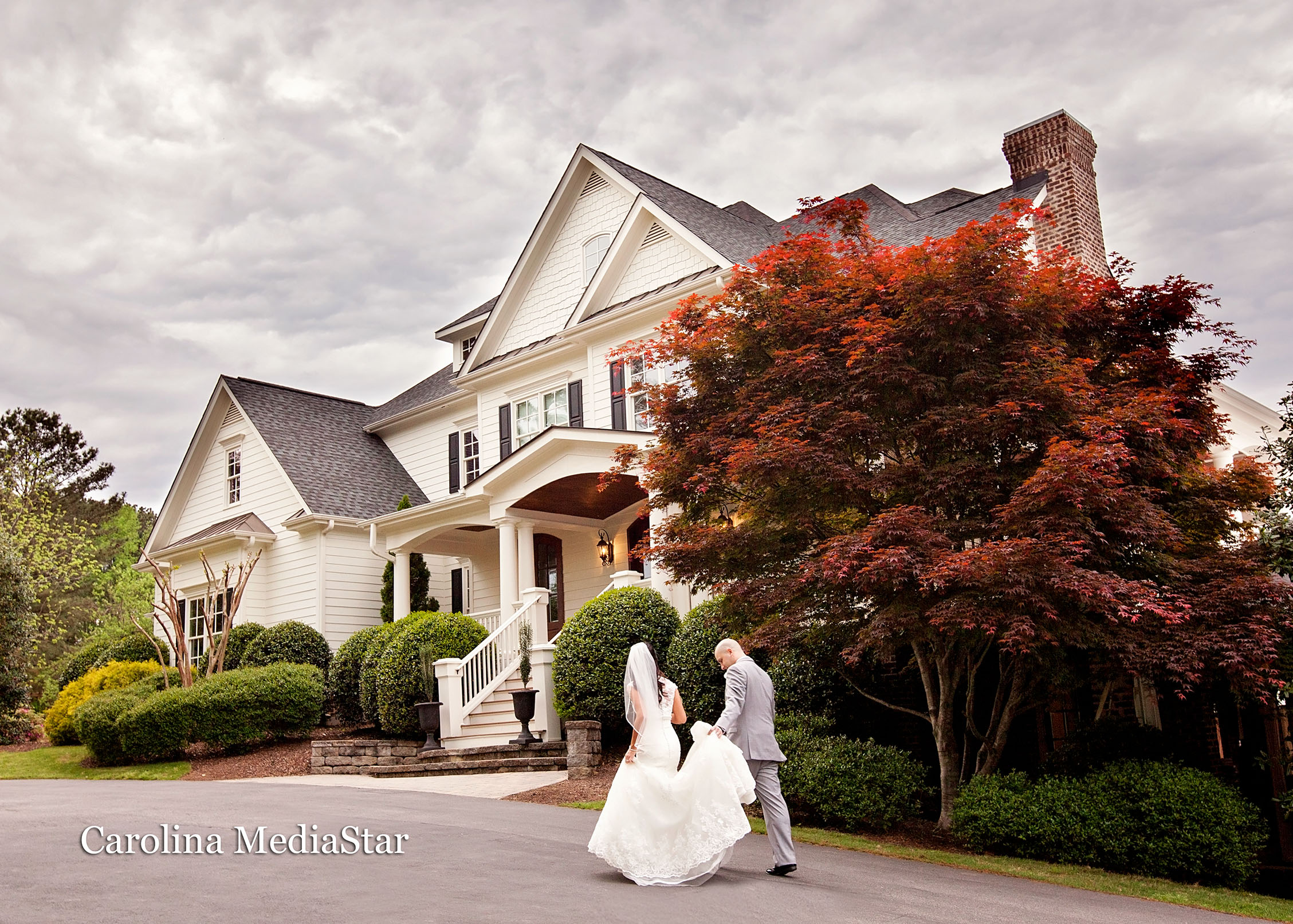 Featured Weddings » Carolina MediaStar Wedding Photography